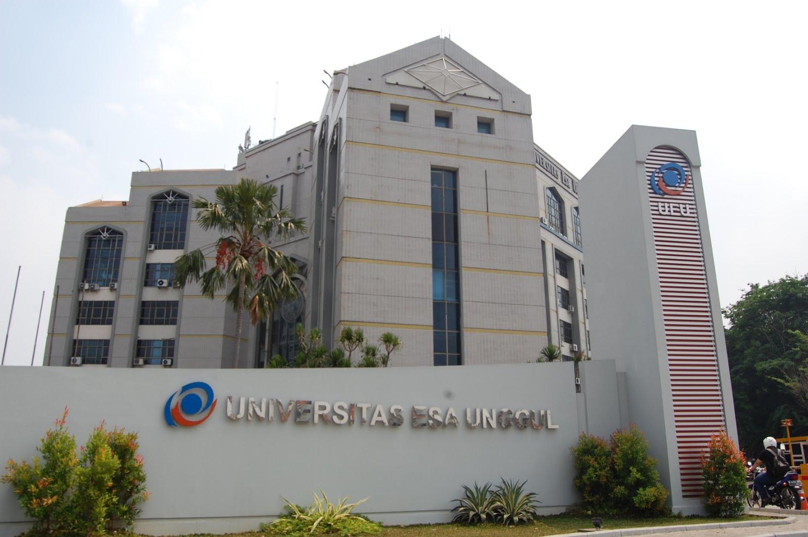 Biaya Kuliah Universitas Esa Unggul (UEU) Jakarta Tahun 2019/2020
