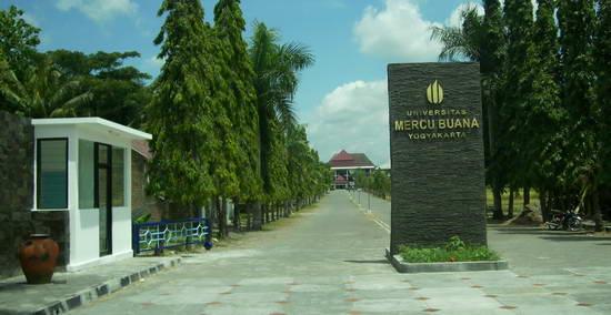 Biaya Kuliah S2 Universitas Mercu Buana (UMBY) Yogyakarta Tahun 2019/2020