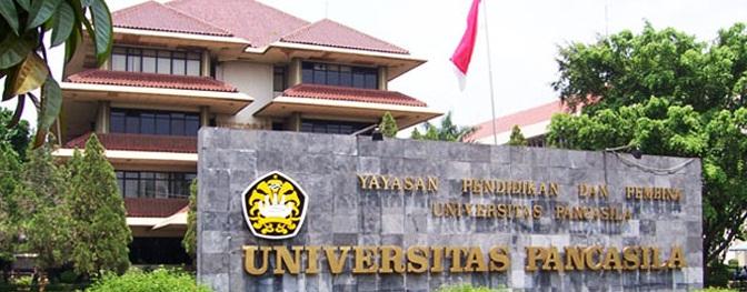 Biaya Kuliah Universitas Pancasila (UP) Jakarta Tahun 2019/2020