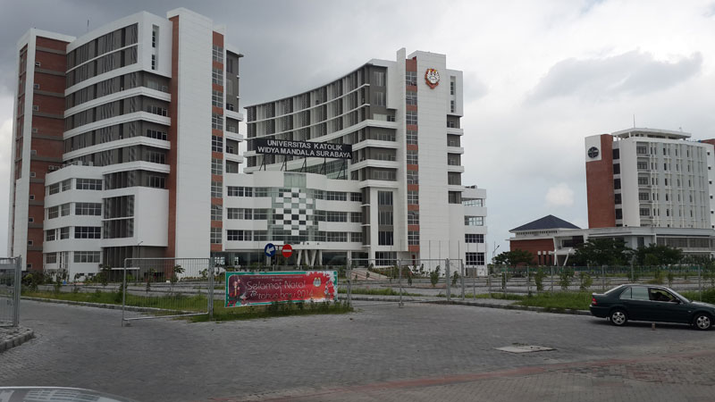Biaya Kuliah Universitas Widya Mandala Surabaya (UKWMS) TA 2016-2017