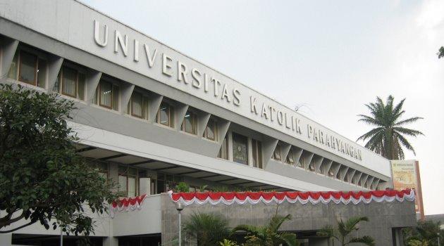 Biaya Kuliah Universitas Katolik Parahyangan ( UNPAR ) Bandung 2017-2018