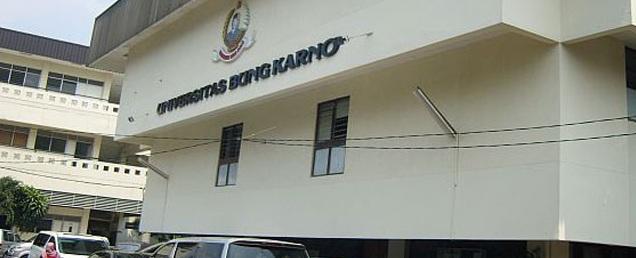 Biaya Kuliah Kelas Karyawan Universitas Bung Karno (UBK) Jakarta Tahun 2020/2021