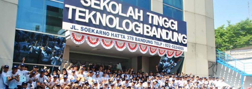 Pendaftaran Sekolah Tinggi Teknologi Bandung