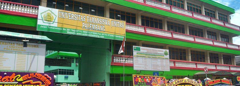 Biaya Kuliah Universitas Tamansiswa Palembang Tahun Ajaran 2018-2019