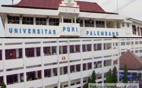 Pendaftaran Mahasiswa Baru Universitas PGRI Palembang Tahun Ajaran 2018-2019