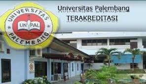 Pendaftaran Mahasiswa Baru Universitas Palembang Tahun Ajaran 2018-2019