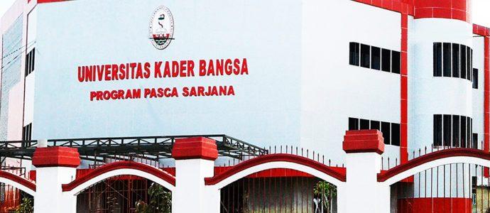 Biaya Kuliah Universitas Kader Bangsa (UKB) Palembang