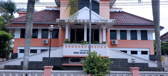 Biaya Kuliah Universitas Mercu Buana Yogyakarta (UMBY) Tahun 2019/2020