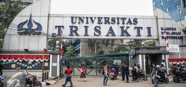 Biaya Kuliah Universitas Trisakti (USAKTI) Jakarta Tahun 2019/2020