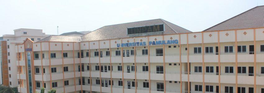 Biaya Kuliah Universitas Pamulang (UNPAM) Tangerang Tahun 2019/2020