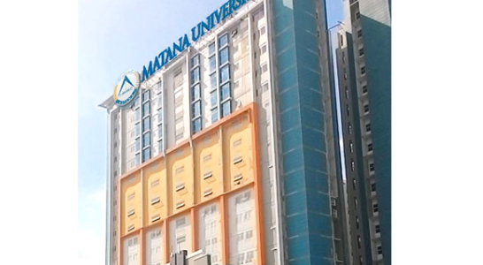 Biaya Kuliah Universitas Matana Tangerang Tahun 2020/2021