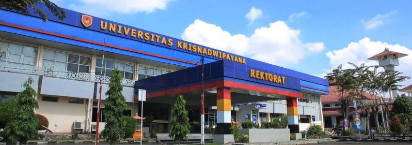 Biaya Kuliah Universitas Krisnadwipayana (UNKRIS) Tahun 2019/2020