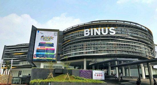 Biaya Kuliah Universitas Bina Nusantara (BINUS) Tahun 2020/2021