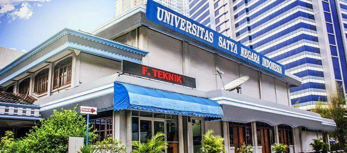 Biaya Kuliah Universitas Satya Negera Indonesia (USNI) Jakarta Tahun 2020/2021