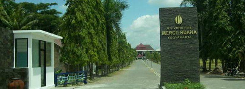 Biaya Kuliah Universitas Mercu Buana Yogyakarta (UMBY) Tahun 2020/2021