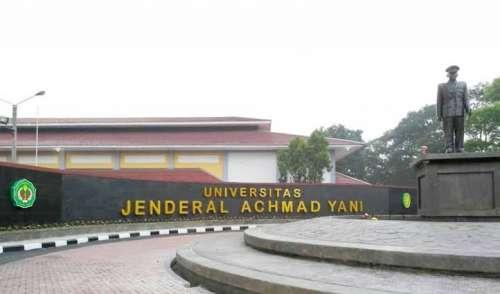 Biaya Kuliah Universitas Jenderal Achmad Yani (UNJANI) Bandung Tahun 2020/2021